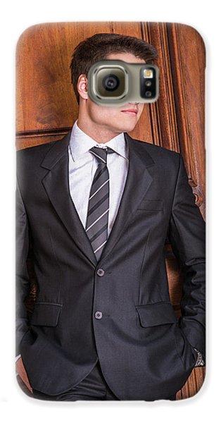 Portrait Of School Boy 1504252 Galaxy S6 Case