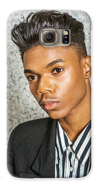 Portrait Of School Boy 15042652 Galaxy S6 Case