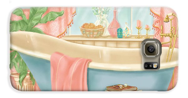 Pretty Bathrooms I Galaxy S6 Case
