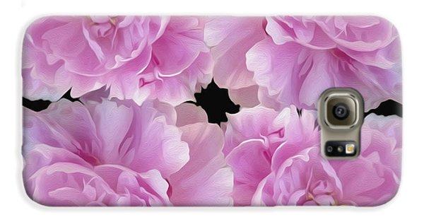 Pretty In Pink Galaxy S6 Case