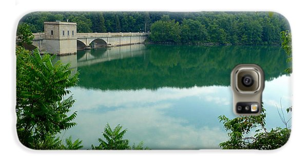 Prettyboy Reservoir Dam Galaxy S6 Case
