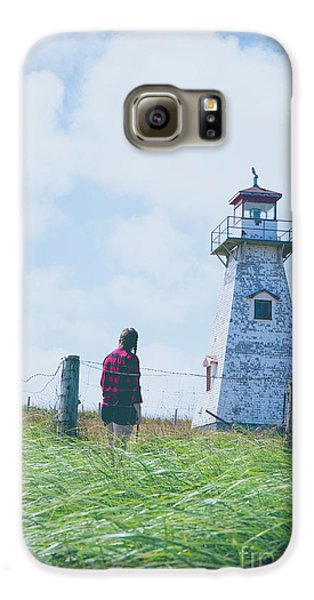 Prince Edward Island Memories Galaxy S6 Case by Edward Fielding