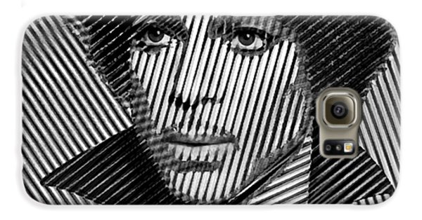 Prince - Tribute In Black And White Sketch Galaxy S6 Case