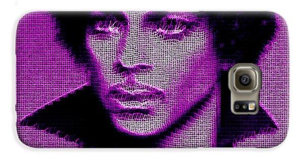 Prince - Tribute In Purple Galaxy S6 Case