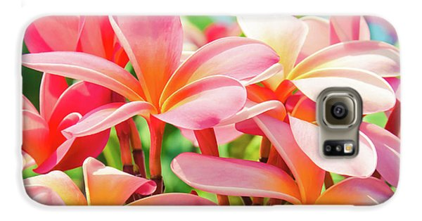 Pua Melia Ke Aloha Maui Galaxy S6 Case