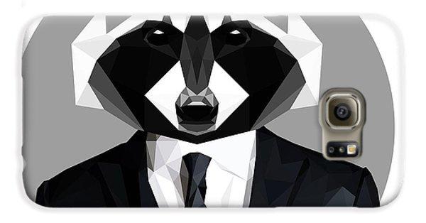 Raccoon Galaxy S6 Case