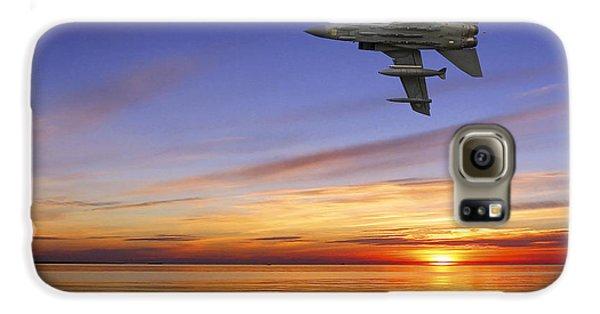 Airplanes Galaxy S6 Case - Raf Tornado Gr4 by Smart Aviation