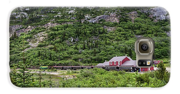 Railroad To The Yukon Galaxy S6 Case