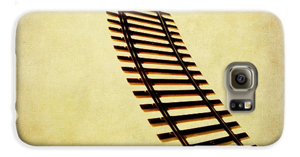 Train Galaxy S6 Case - Railway by Bernard Jaubert