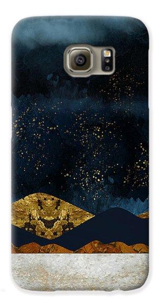 Landscapes Galaxy S6 Case - Rain by Katherine Smit