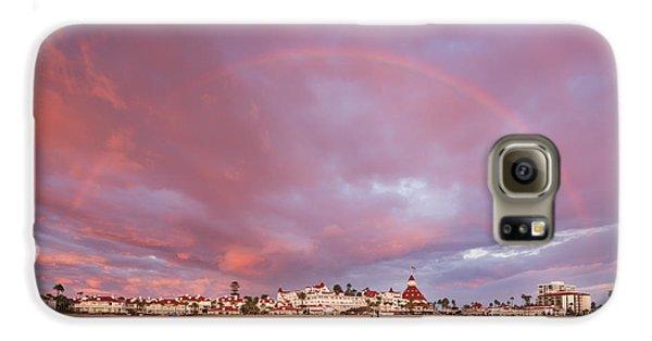 Rainbow Proposal Galaxy S6 Case