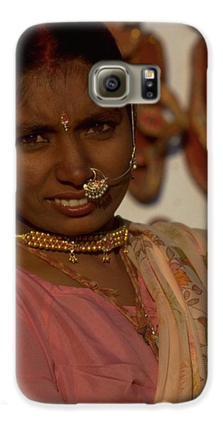 Galaxy S6 Case featuring the photograph Rajasthan by Travel Pics