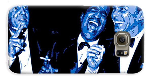 Rat Pack At Carnegie Hall Galaxy S6 Case