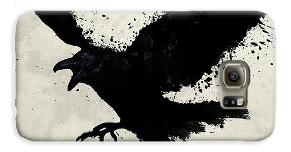Animals Galaxy S6 Case - Raven by Nicklas Gustafsson