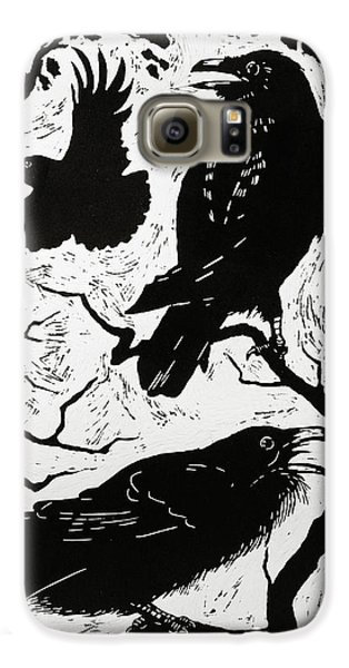 Ravens Galaxy S6 Case