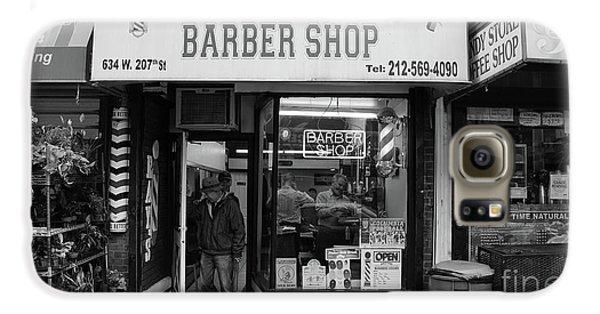Ray's Barbershop Galaxy S6 Case