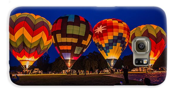 Ready For Take Off Galaxy S6 Case by Kim Wilson