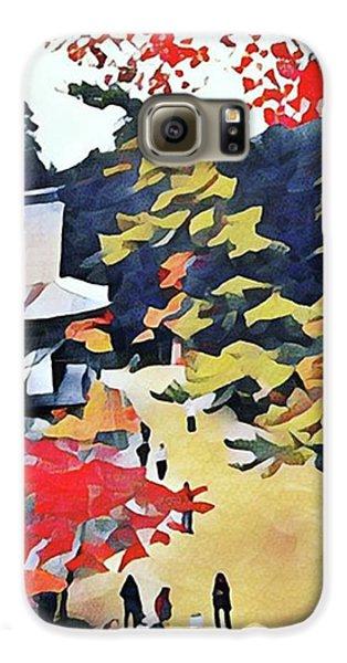 Galaxy S6 Case - Autumn Color  by Naomi Ibuki