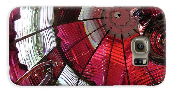 Red Reflections Galaxy S6 Case
