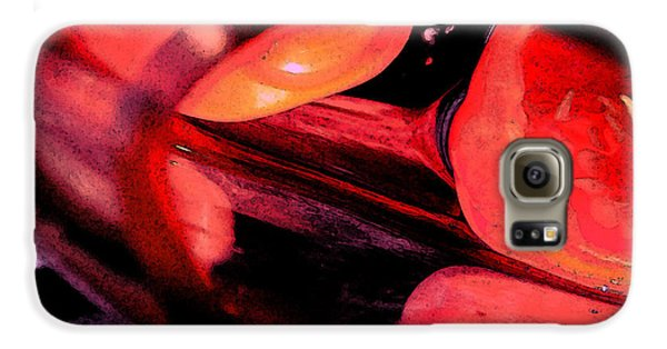 Red Tomatoe Two Galaxy S6 Case