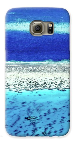 Reefs Edge Galaxy S6 Case by Az Jackson