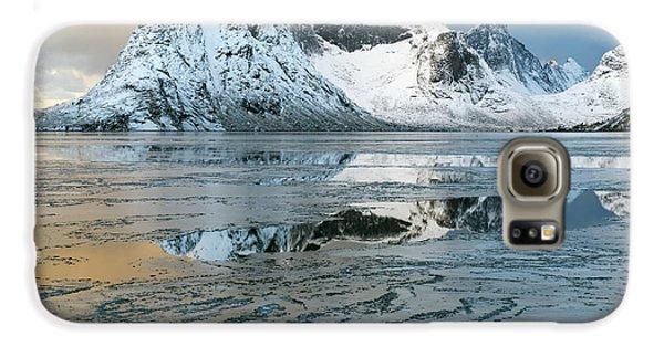 Reine, Lofoten 5 Galaxy S6 Case