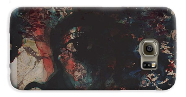Rhythm And Blues Galaxy S6 Case - Remember Me by Paul Lovering