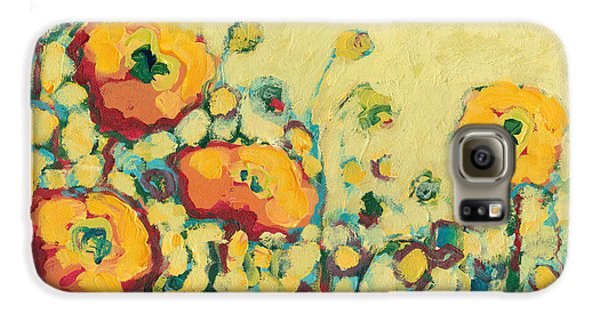 Impressionism Galaxy S6 Case - Reminiscing On A Summer Day by Jennifer Lommers