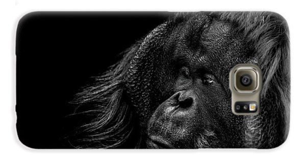Ape Galaxy S6 Case - Respect by Paul Neville