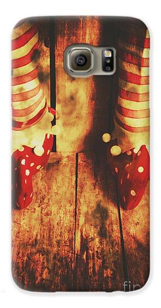 Elf Galaxy S6 Case - Retro Elf Toes by Jorgo Photography - Wall Art Gallery