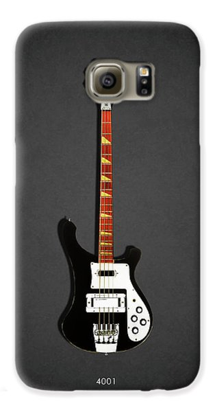 Guitar Galaxy S6 Case - Rickenbacker 4001 1979 by Mark Rogan