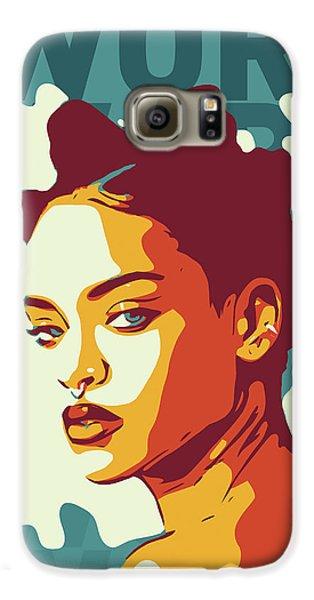 Rihanna Galaxy S6 Case by Greatom London