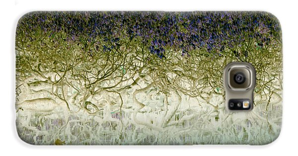 Mangrove Galaxy S6 Case - River Of Life by Holly Kempe