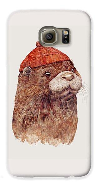 River Otter Galaxy S6 Case