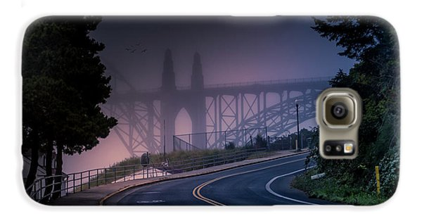 Road Home Galaxy S6 Case
