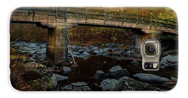 Rock Creek Park Bridge Galaxy S6 Case