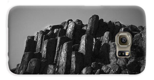 Monument To Glacier Galaxy S6 Case by Yulia Kazansky