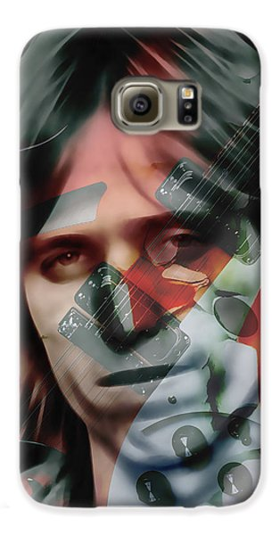 Rock Star Tom Petty Galaxy S6 Case