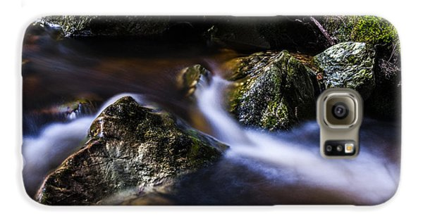 Rocks In A Stream Galaxy S6 Case