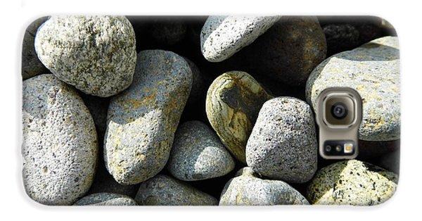 Galaxy S6 Case - Rocks by Palzattila