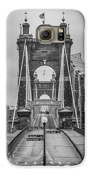 Roebling Bridge Galaxy S6 Case