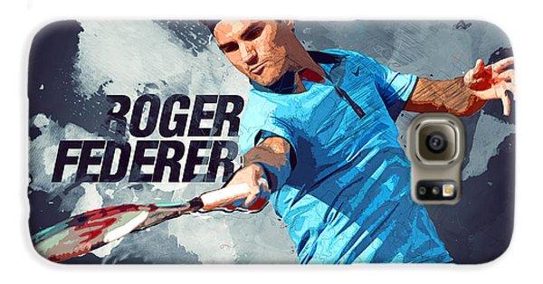 Roger Federer Galaxy S6 Case