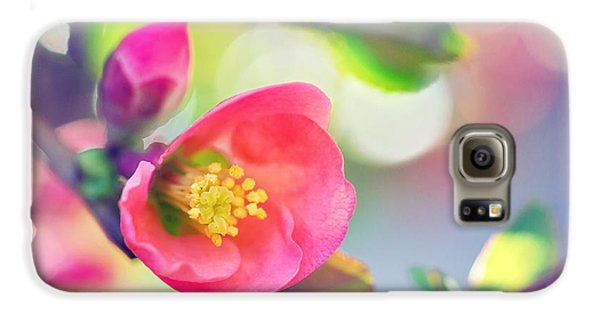 Romancing Spring I Galaxy S6 Case