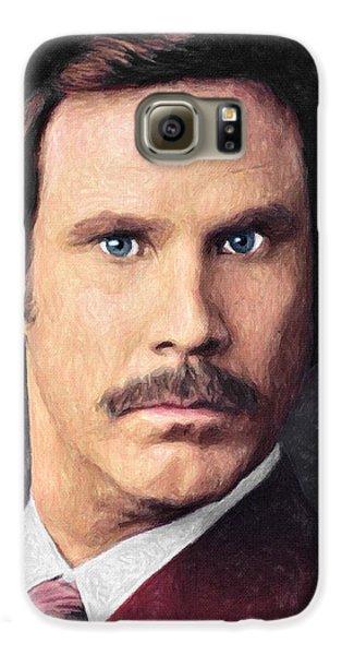 Elf Galaxy S6 Case - Ron Burgundy by Zapista