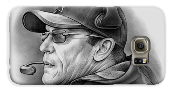 Panther Galaxy S6 Case - Ron Rivera by Greg Joens