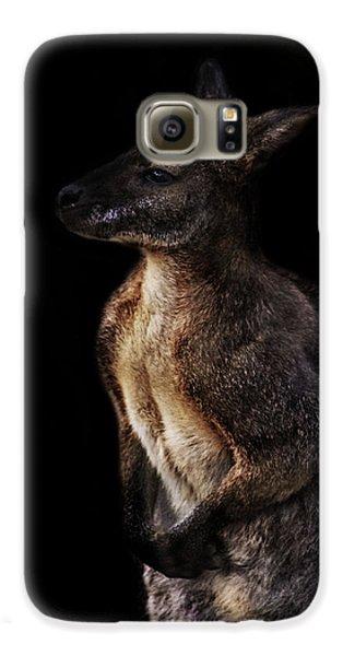 Kangaroo Galaxy S6 Case - Roo by Martin Newman