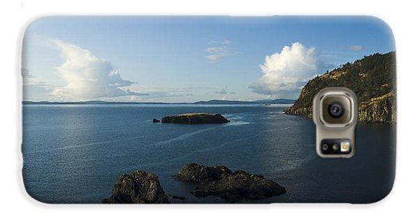 Rosario Strait Near Anacortes Galaxy S6 Case