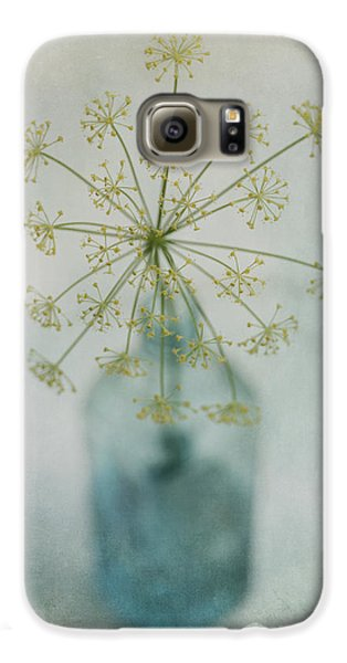 Round Dance Galaxy S6 Case by Priska Wettstein