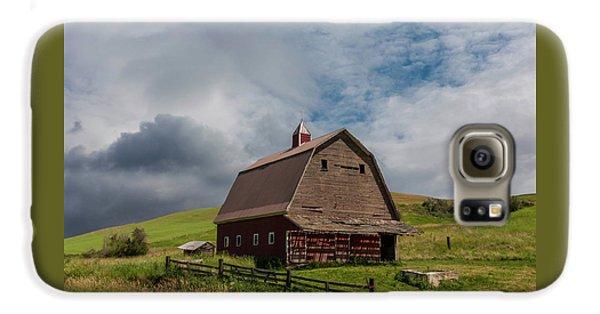 Rustic Barn Palouse Washington Galaxy S6 Case