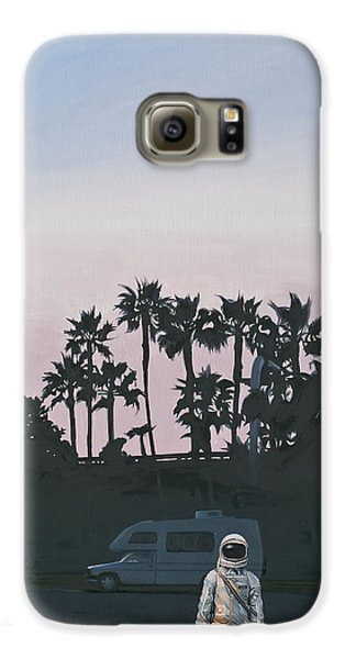 Space Galaxy S6 Case - Rv Dusk by Scott Listfield